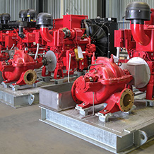 Fire pump sets_Spit Case_Sterling