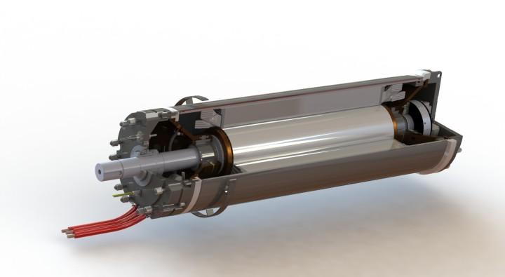 submersible-motor
