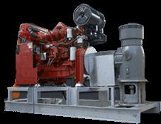 FT Fire turbine pump set